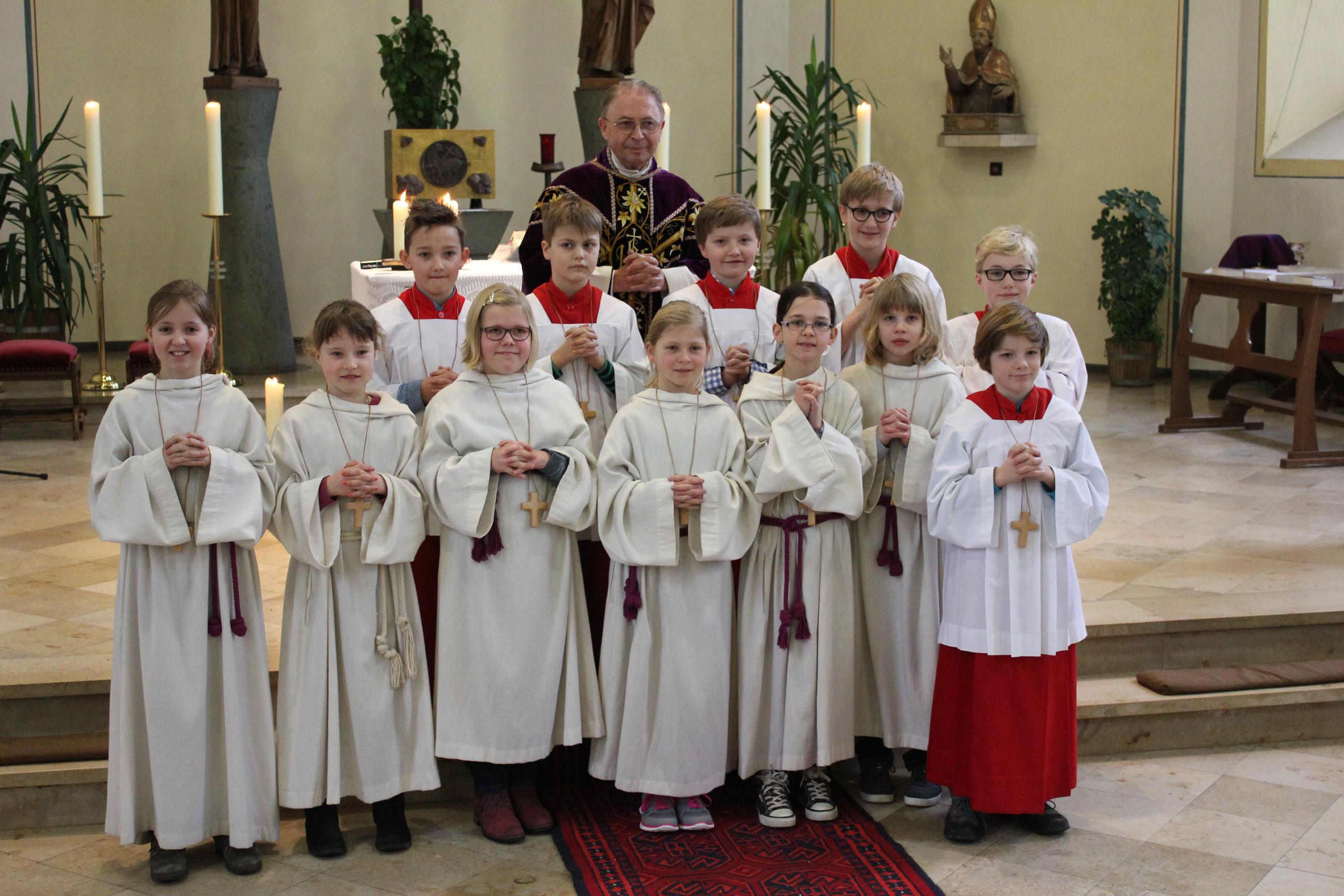 Header Image - Messdiener St. Nikolaus Darfeld